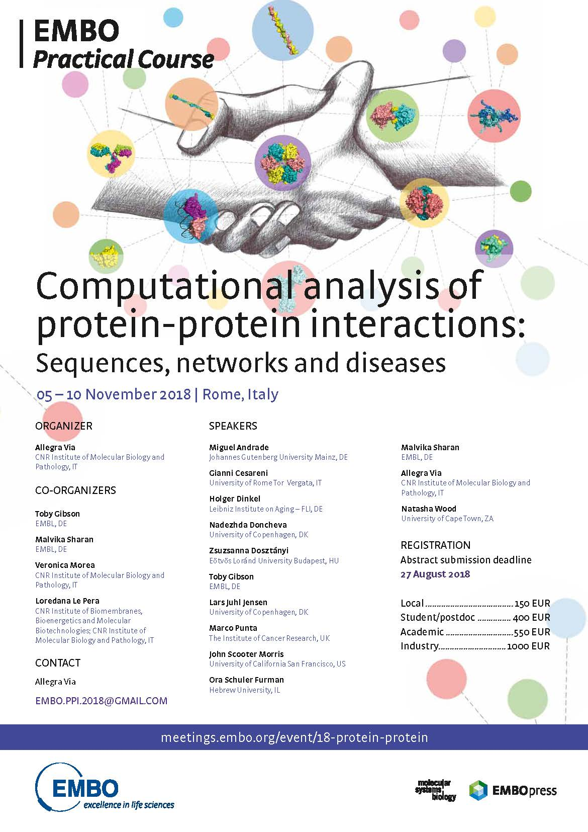Computational analysis of protein-protein interactions: Sequences, networks and diseases