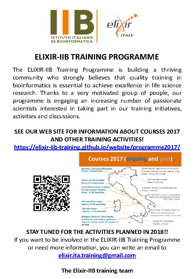 ELIXIR-IIB-training_ISMB2017
